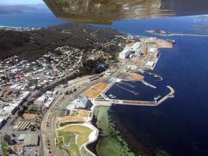 Albany Waterfront Albany